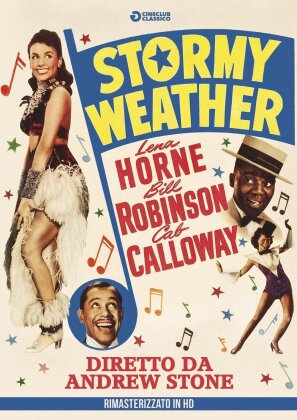 Stormy Weather (1943) (Cineclub Classico, s/w, Remastered)