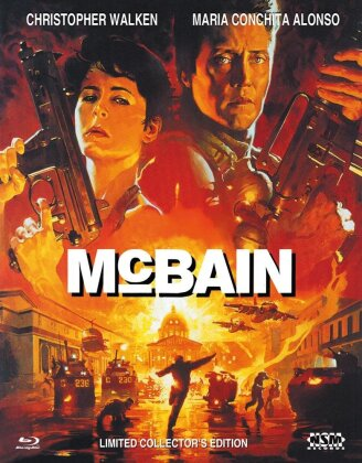McBain (1991) (Hartbox, Cover A, Limited Collector's Edition, Uncut)
