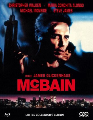 McBain (1991) (Hartbox, Cover B, Limited Collector's Edition, Uncut)