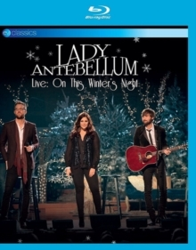 Lady Antebellum - On this winter's night (EV Classics)