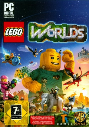 LEGO Worlds - (Code in a Box)