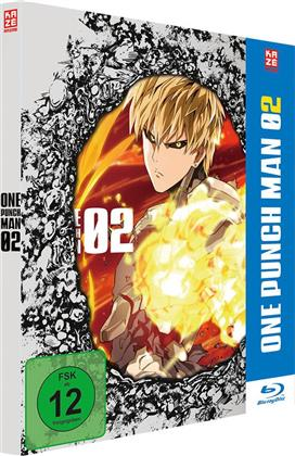 One Punch Man - Staffel 1 - Vol. 2 (Digibook)