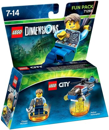 LEGO Dimensions Fun Pack Lego City Undercover