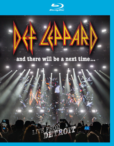 And There Will Be A Next Time    - Live from Detroit by Def Leppard