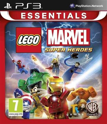Essentials - LEGO Marvel Super Heroes