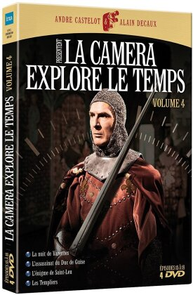 La caméra explore le temps - Volume 4 (s/w, 4 DVDs)