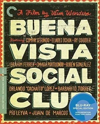 Buena Vista Social Club - Criterion Collection - Buena Vista Social Club (1999) (Special Edition, Widescreen)