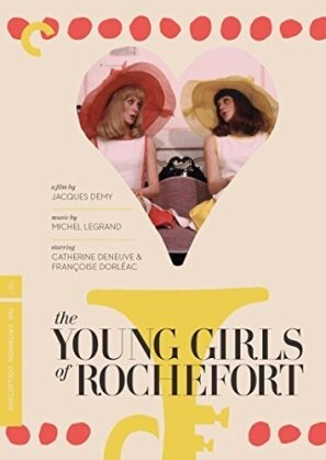 The Young Girls of Rochefort (1967) (Criterion Collection, 2 DVD)