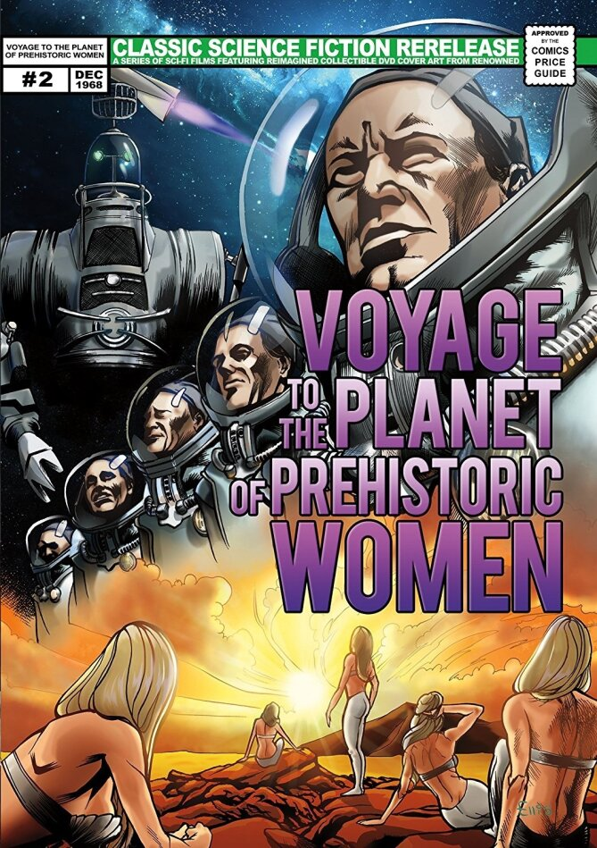Voyage to the Planet of Prehistoric Women (1968) (Comic Book, Collector's Edition)