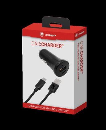 Snakebyte Car Charger