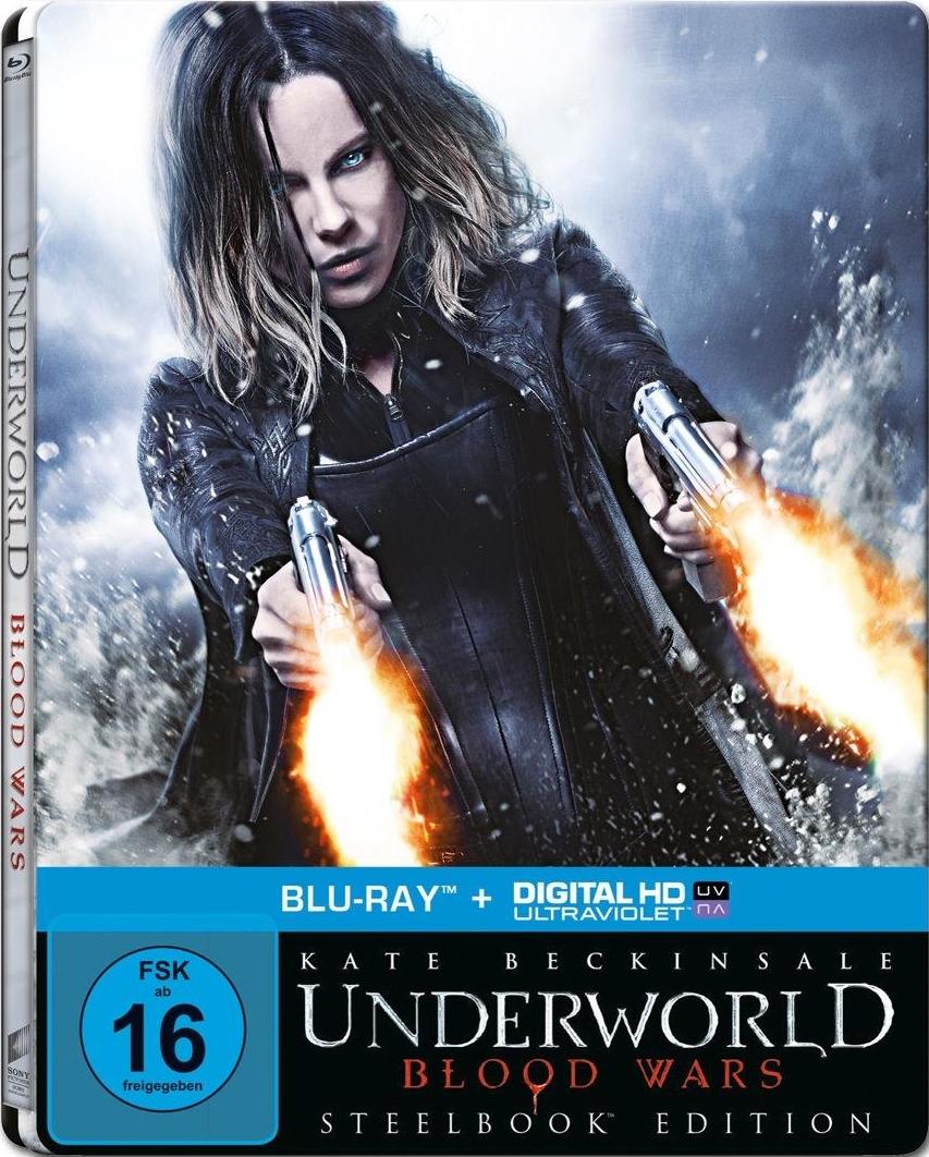 Underworld 5 (2016) - Blood Wars (Steelbook)
