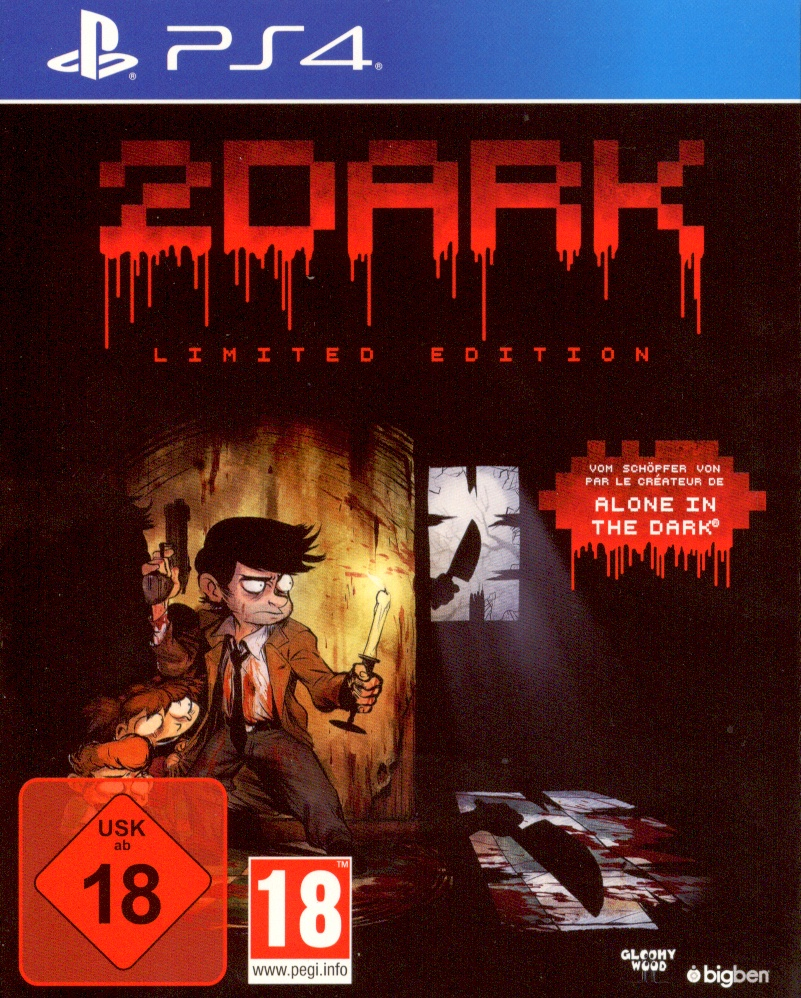 Image of 2Dark - (Collector's Edition)