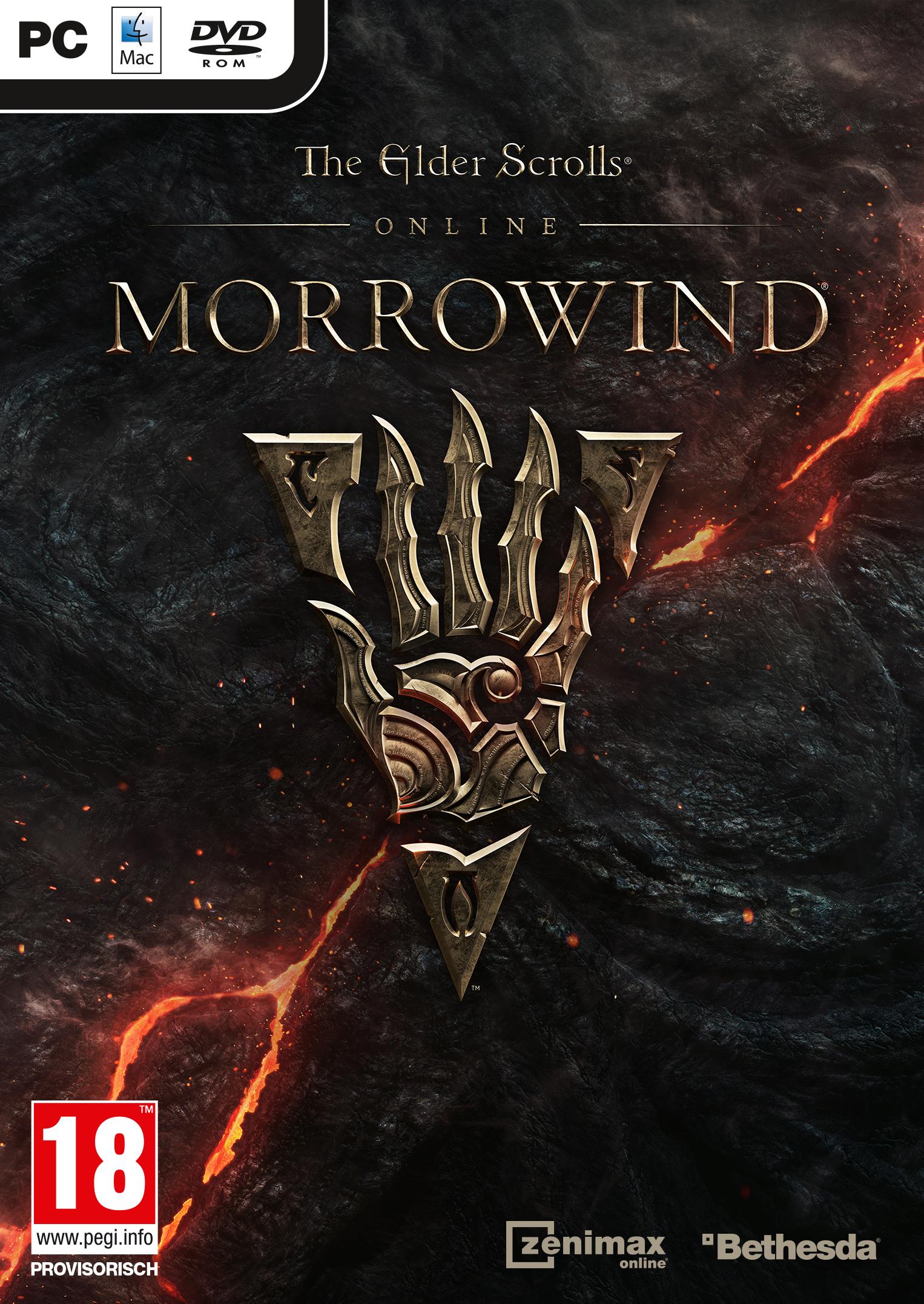 Bild The Elder Scrolls Online - Morrowind