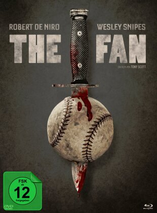The Fan (1996) (Limited Edition, Mediabook, Blu-ray + DVD)