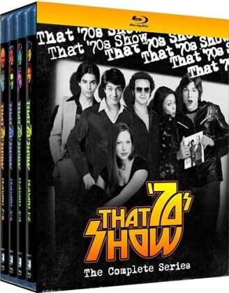 That '70s Show - The Complete Series (Flashback Edition, 16 Blu-rays)