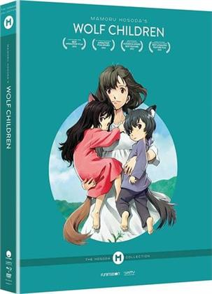 Wolf Children (2012) (Collector's Edition, 2 Blu-ray + DVD)