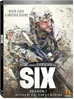 Six - Season 1 (History Channel, 2 DVDs)