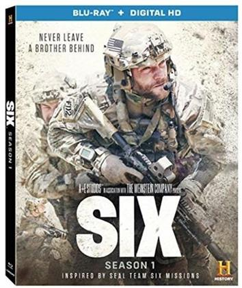 Six - Season 1 (History Channel, 2 Blu-ray)