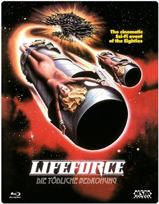 Lifeforce - Die tödliche Bedrohung (1985) (FuturePak, Director's Cut, Limited Edition)