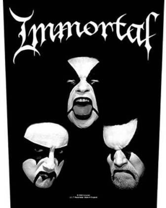 Immortal - Blashyrkh (Backpatch)