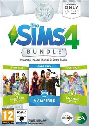 The Sims 4 - Bundle 4