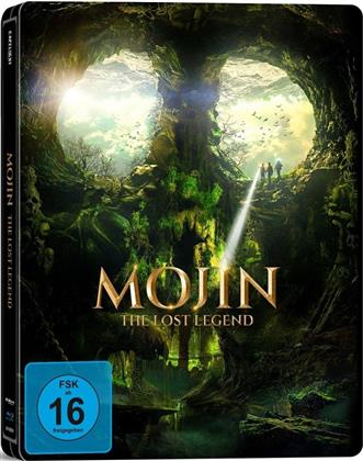 Mojin - The Lost Legend (2015) (Limited Edition, Steelbook, Blu-ray 3D + Blu-ray)