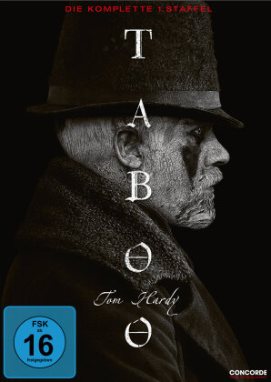 Taboo - Staffel 1 (3 DVDs)
