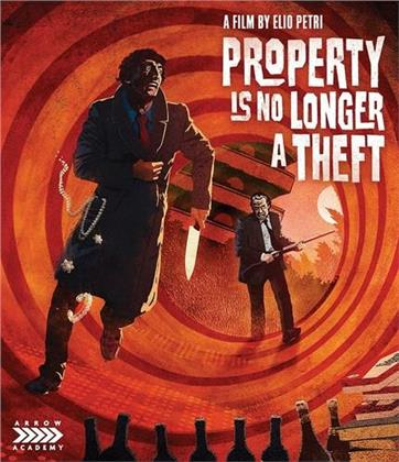 Property Is No Longer A Theft (1973) (Blu-ray + DVD)