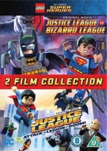 LEGO: DC Comis Cuper Heroes - Justice League Vs Bizarro League / Attack Of The Legion Of... (2 DVD)