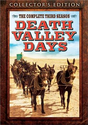 Death Valley Days - Season 3 (Collector's Edition, 3 DVD)
