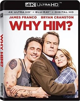 Why Him? (2016) (4K Ultra HD + Blu-ray)