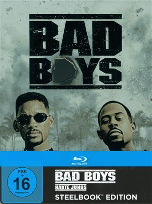 Bad Boys - Harte Jungs (1995) (4K Mastered, Steelbook)
