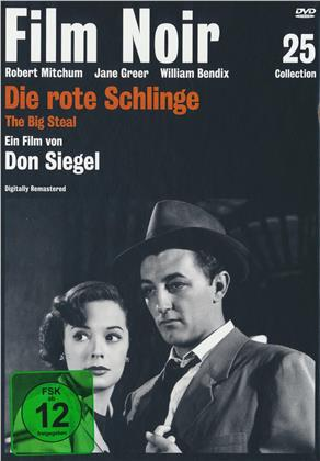 Die rote Schlinge - (Film Noir Collection 25) (1949) (s/w, Digibook)