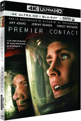 Premier Contact (2016) (4K Ultra HD + Blu-ray)