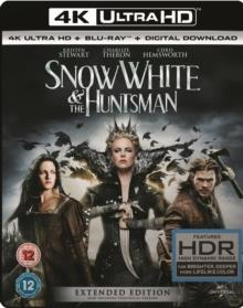 Snow White and the Huntsman (2012) (Extended Edition, Kinoversion, 4K Ultra HD + Blu-ray)