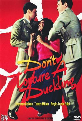 Don't Torture a Duckling (1972) (Kleine Hartbox, Collector's Edition, Limited Edition, Uncut)