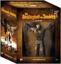 Die Geisterstadt der Zombies (1981) - (Limited Undead Collection, + Büste, Uncut, Blu-ray & DVD)