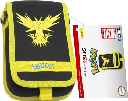 Soft Pouch Pokémon GO - yellow [New 3DS XL/3DS XL/3DS]