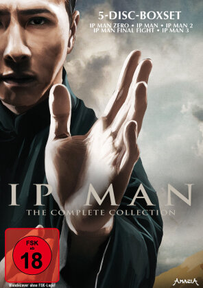 Ip Man - The Complete Collection (5 DVDs)