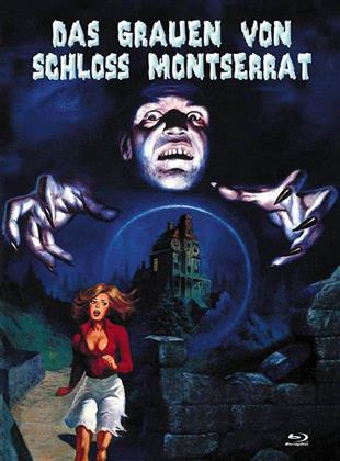 Das Grauen von Schloss Montserrat (1973) (Cover D, Eurocult Collection, Limited Edition, Mediabook, Uncut, Blu-ray + DVD)
