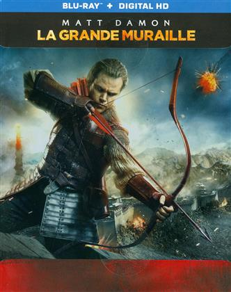 La grande muraille - The Great Wall (2016) (Limited Edition, Steelbook)