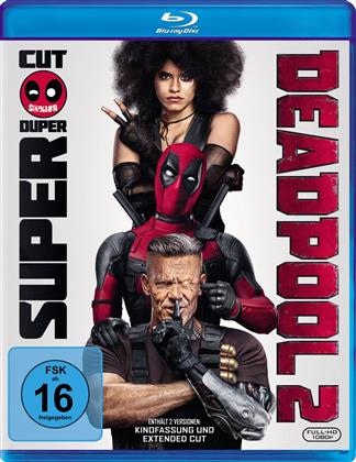 Deadpool 2 (2018) (Extended Cut, Versione Cinema)