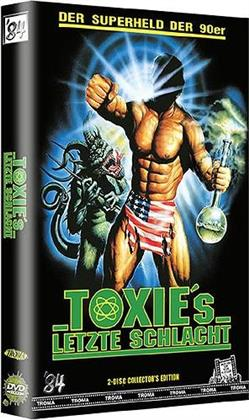 Toxie's letzte Schlacht (1989) (Grosse Hartbox, Collector's Edition, Limited Edition, Uncut, 2 DVDs)
