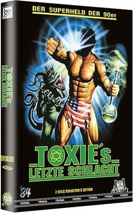 Toxie's letzte Schlacht (1989) (Kleine Hartbox, Collector's Edition, Limited Edition, Uncut, 2 DVDs)