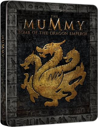 The Mummy 3 - Tomb of the Dragon Emperor - La mummia 3 - La tomba dell'Imperatore Dragone (2008) (Steelbook)