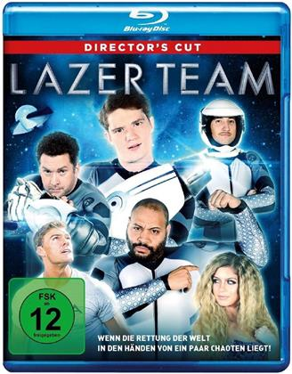 Lazer Team (2015) (Director's Cut)