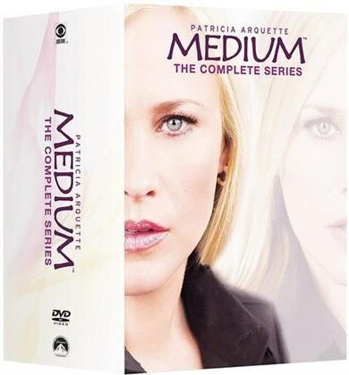 Medium - The Complete Series: Season 1-7 (35 DVD)