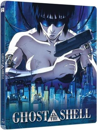 Ghost in the Shell (1995) (Steelbook, 2 Blu-rays)