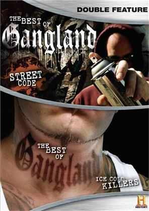 The Best of Gangland - Street Code / Ice Cold Killers (History Channel, Double Feature, 4 DVD)