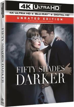 Fifty Shades Darker (2017) (4K Ultra HD + Blu-ray)